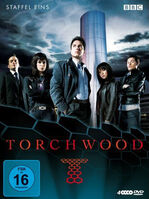 Torchwood: The Complete First Series (DVD)/Germany