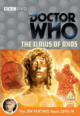 Claws of axos uk dvd