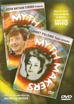 Myth makers janet fielding john nathan turner dvd