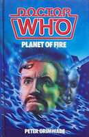 Planet of fire hardcover
