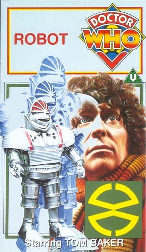 Robot uk vhs