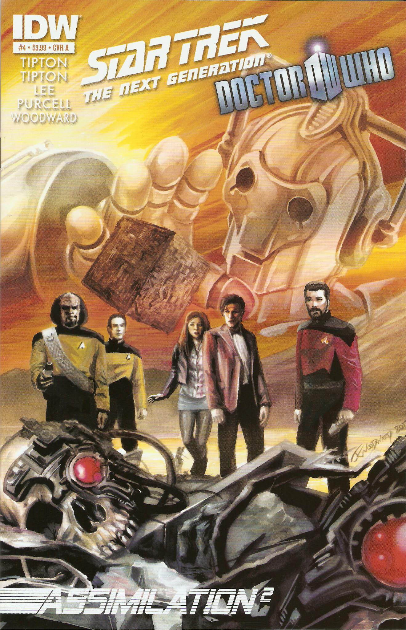 Star trek doctor who 4a