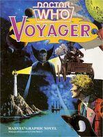 Voyager marvel graphic novel