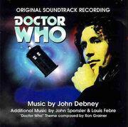 The movie music cd