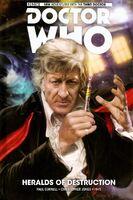 Third doctor volume 1 heralds of destruction