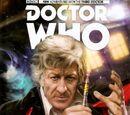 The Third Doctor: Volume 1 - Heralds of Destruction