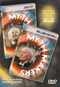Myth makers william hartnell jack pitt dvd
