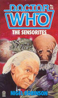 The Sensorites (novelisation)/Paperback