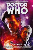 Eleventh doctor volume 5 the one
