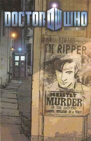 Ripper series 2 vol 1