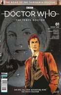 Road to the thirteenth doctor issue 1a