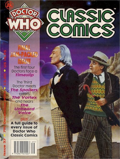 Classic comics issue 27