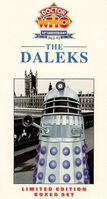 Daleks limited edition boxed set us vhs