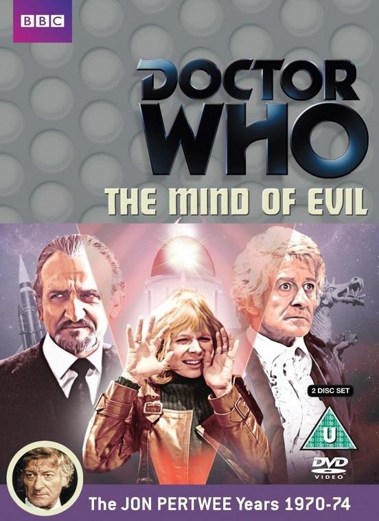 Mind of evil uk dvd