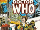 Doctor Who - Issue 4