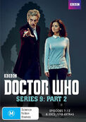 Series 9 part 2 australia dvd