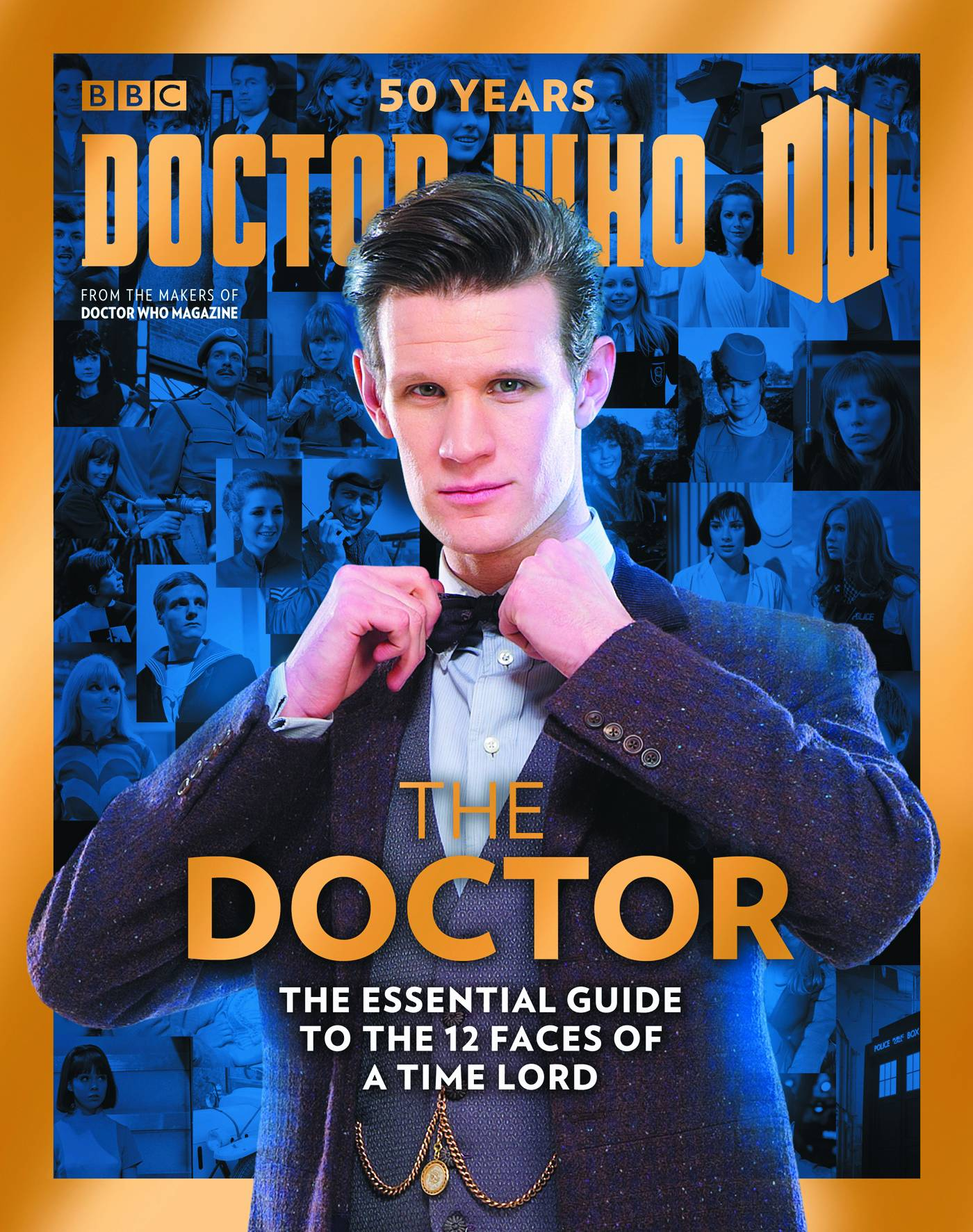 Doctor who 50 years issue 3 doctors