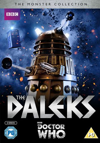 Daleks collection uk dvd