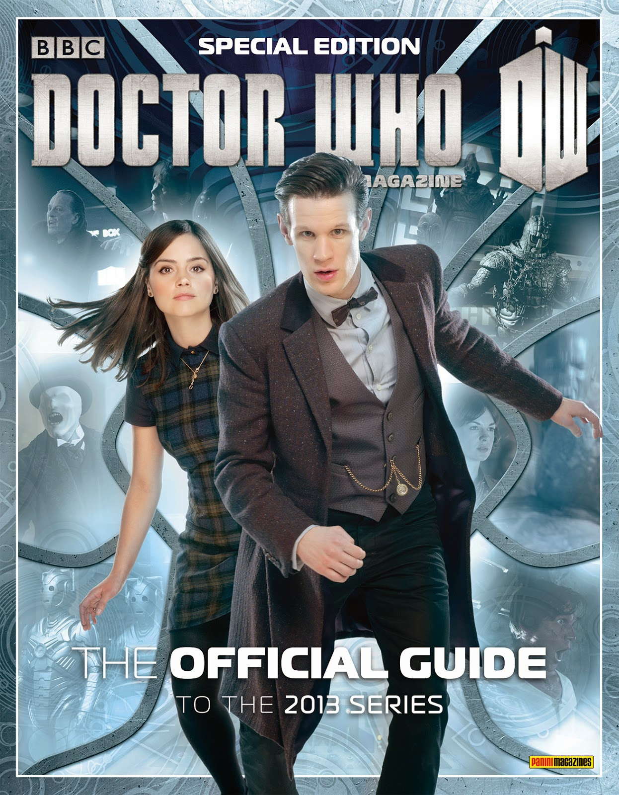 Dwm se official guide to 2013 series