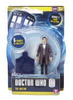 The eleventh doctor 3.75 pack