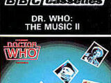 Doctor Who: The Music II (a.k.a. The Five Doctors) (cassette)