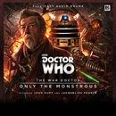 War doctor only the monstrous