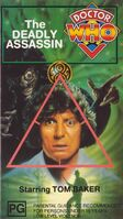 Deadly assassin australia vhs