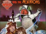 Doctor Who and the Pescatons (LP)