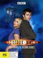 The Complete Second Series (DVD)/Australia