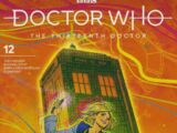 The Thirteenth Doctor - Issue 12