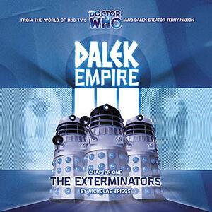 Dalek empire exterminators