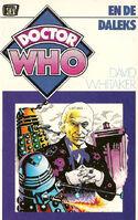 Daleks netherlands paperback