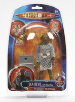 Sea Devil Figure