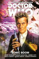 Twelfth doctor volume 6 sonic boom