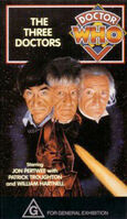 Three doctors australia vhs