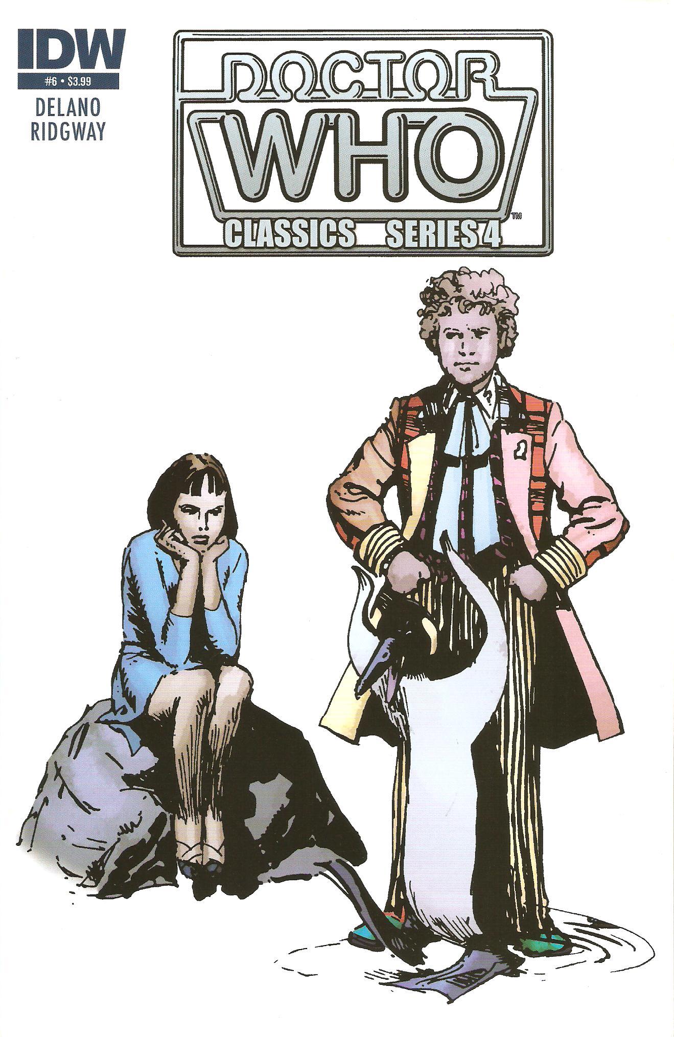 Classics series 4 issue 6