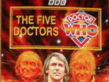 The Five Doctors (New Zealand VHS)
