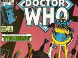 Doctor Who - Issue 2