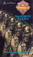 Robots of death australia vhs