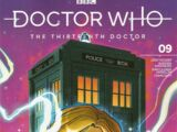 The Thirteenth Doctor - Issue 9