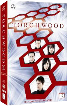 Torchwood complete second series norway dvd