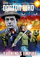 Evenings empire panini graphic novel