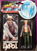 Dapol 7th Doctor cream