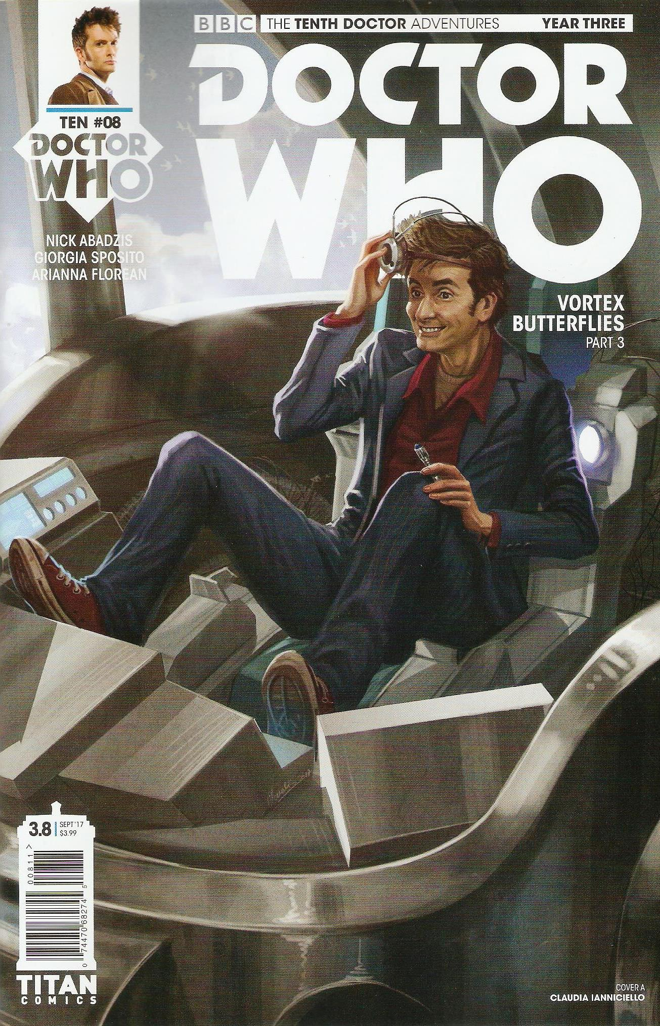 Tenth doctor year 3 issue 8a