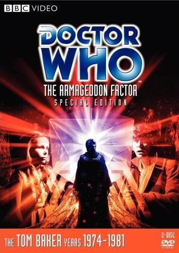 Armageddon factor special edition us dvd