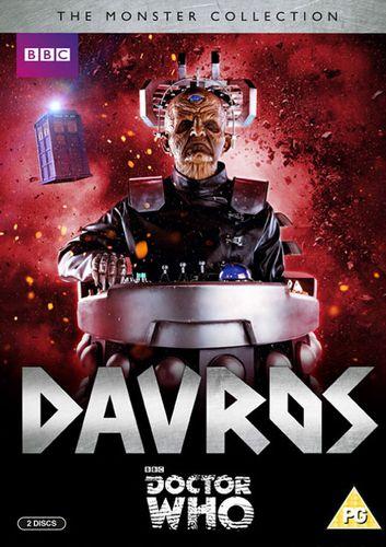 Davros collection uk dvd