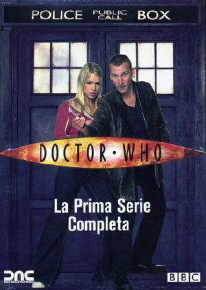 Series 1 italy dvd