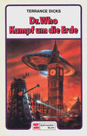 Dalek invasion of earth 1981 germany