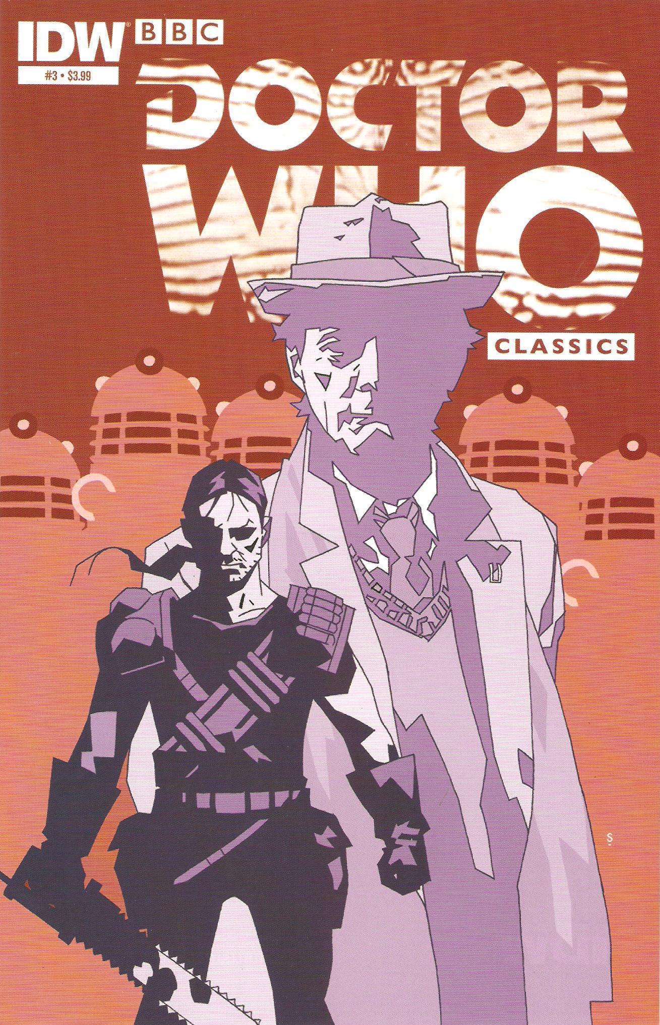 Classics series 5 issue 3