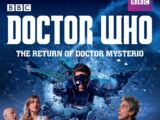 The Return of Doctor Mysterio (DVD)